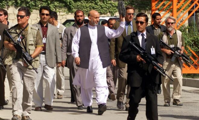 The biggest source of corruption in Afghanistan: The United