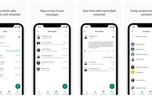 Google's redesigned Voice app is better at juggling your calls
