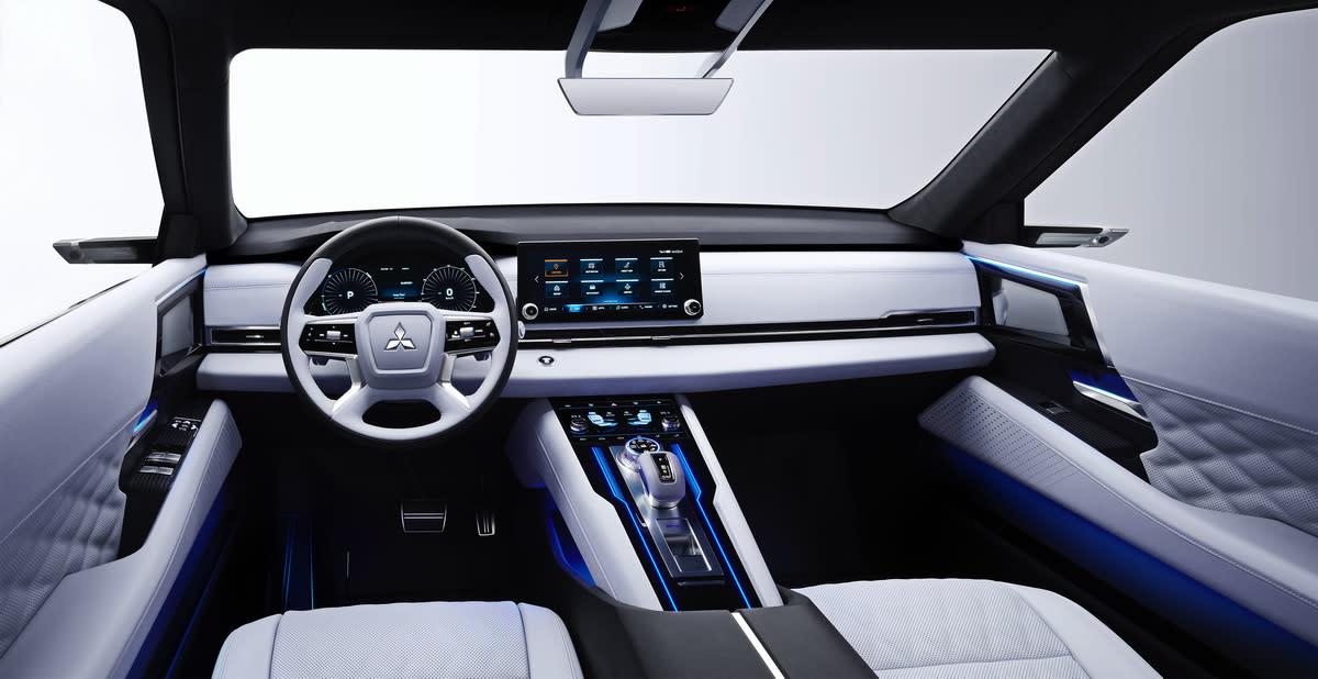 【東京車展】新一代Outlander雛型!Mitsubishi Engelberg Tourer Concept