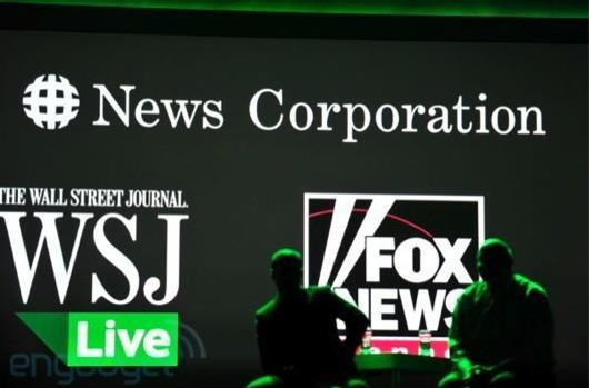 Newscorp app adds Fox, IGN, the Wall Street Journal and Fox News to Xbox 360 in 2012