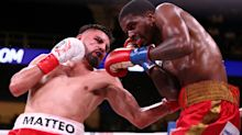 Jose Ramirez TKOs Maurice Hooker to unify WBC, WBO super lightweight titles