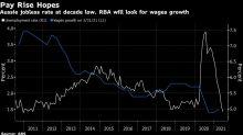 Australian Unemployment Hits 10-Year Low Before Sydney Lockdown