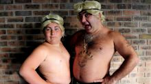 'Britain's Got Talent' faves Stavros Flatley reveal they're splitting up ahead of 'The Champions' final