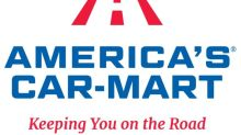 America's Car-Mart, Inc. Announces Increase of Revolving Line of Credit to $326 Million