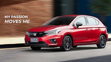 HONDA改款City Hatchback五門掀背泰國全球首發