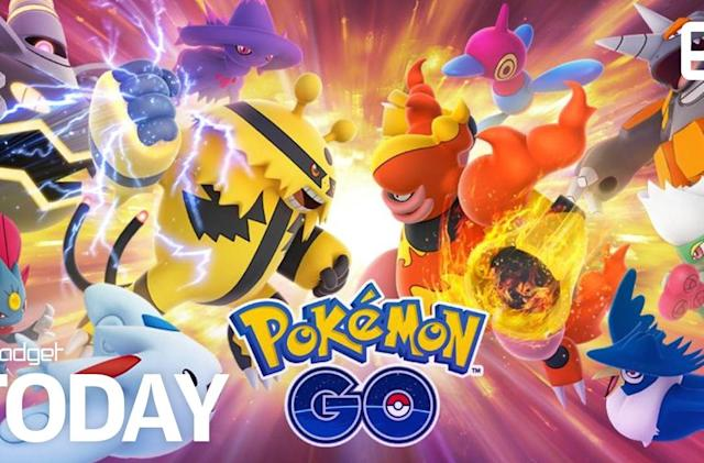 'Pokémon Go' will finally let you battle other players