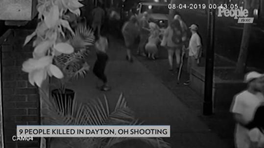 Dayton Attacker Showed Ex-Girlfriend Video of Mass Shooting on 1st Date