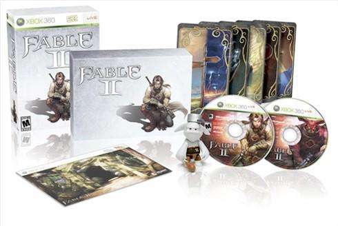 Fable 2 lands Oct 21 in US, Oct 24 in Europe