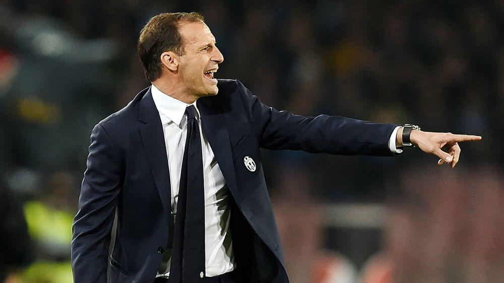 """Triplete? Allegri frena: """"La Juventus per ora non ha vinto niente"""""""