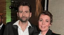David Tennant and Olivia Colman named UK's hardest working actors