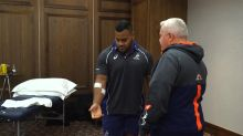 Wallaby Tupou robbed of phone in S Africa