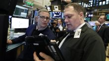 Signs of a weaker global economy send stocks sharply lower