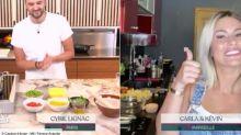 """""""Tous en cuisine"""" : Cyril Lignac tacle Carla Moreau (""""Les Marseillais"""") et c'est très drôle"""