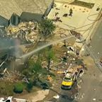 Gas company worker killed, 15 people injured in explosion at Murrieta home