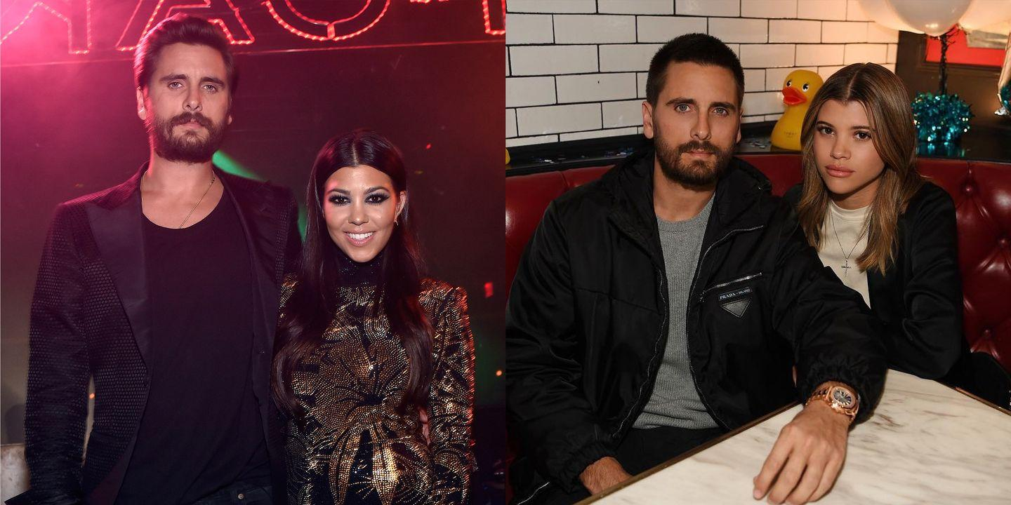 UMMMMM Scott Disick and Sofia Richie Have Reportedly