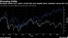 HSBC: USA werden Europa-Aktien 2019 wieder attraktiv machen