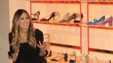 Se agotan las nuevas 'zapatillas' de la línea de Sarah Jessica Parker