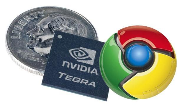 NVIDIA: Chrome OS on Tegra is money, not that anyone ever doubted it
