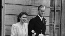 Die Queen und Prinz Philip: 72 Ehejahre in Bildern