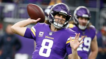 Vikings owner expecting progress from Cousins
