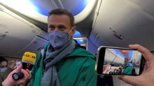 Navalny, anticipating arrest, planned protests to force Kremlin to release him, ally says