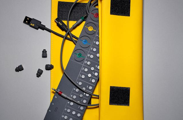 Teenage Engineering's OP-Z synth finally goes on sale in October