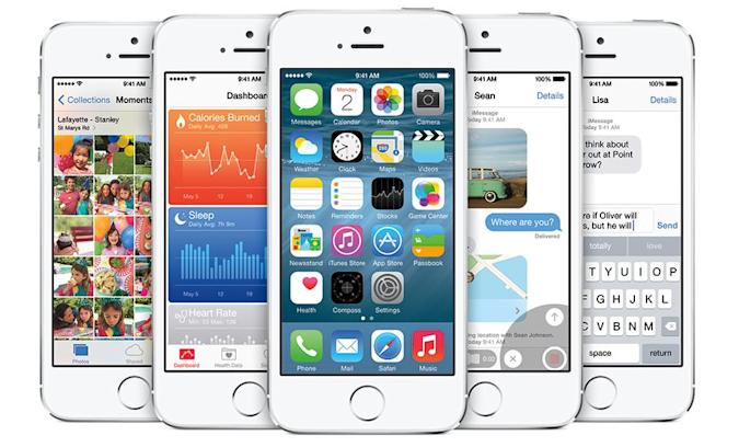 Apple reveals iOS 8 at WWDC, available for free this fall