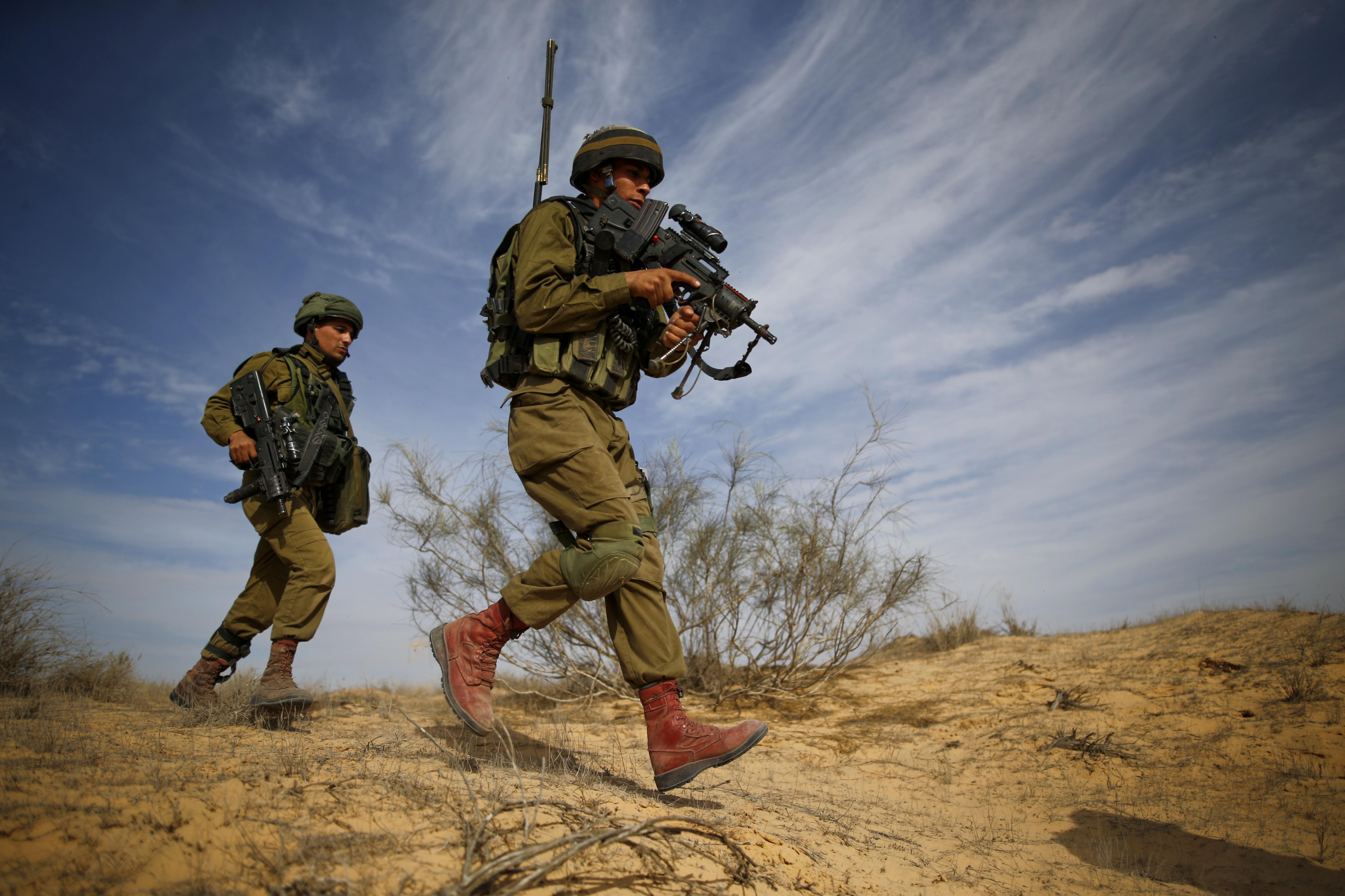 Israeli Troops Allegedly Using West Bank Children As Human Shields