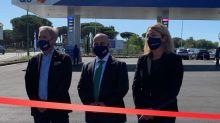 Sostenibilità: Iterchimica, a Roma prima stazione servizio con asfalto al grafene