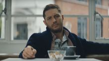 Tom Hardy's Sky Mobile advert sends Twitter into meltdown