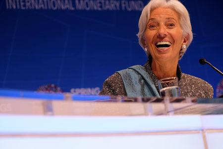 IMF chief calls for central bank accountability, communication