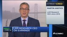 Lam Research CEO on earnings