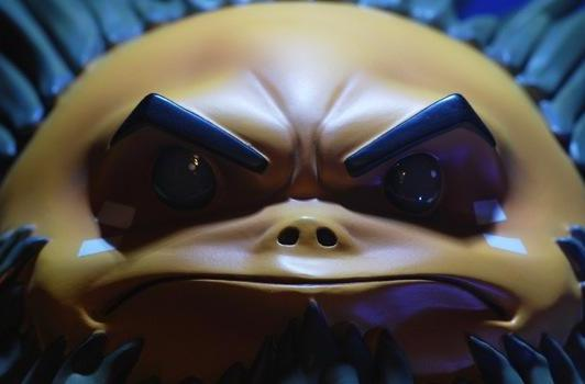 The most expensive toy Goron you'll see today