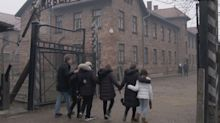 A return to Auschwitz, 75 years after liberation