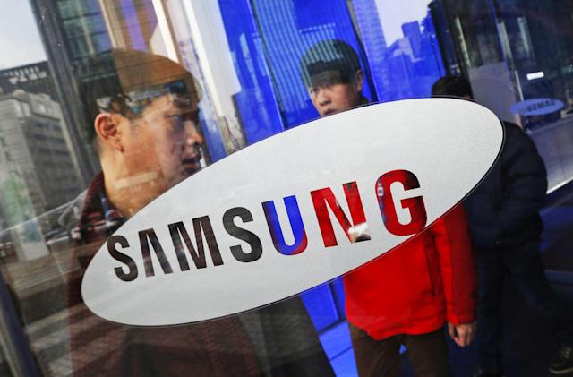Samsung is buying a stake in a Chinese car maker