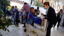 Capital mexicana suspende clases nuevamente tras subir nivel de riesgo por coronavirus