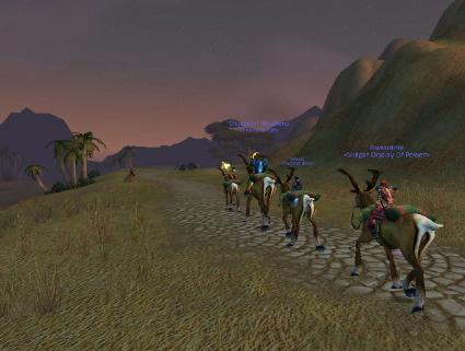 Around Azeroth: Christmas in July, take 2