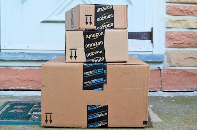 Amazon angers FAA by shipping industrial chemicals via UPS