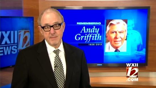 Editorial: Andy Griffith reminded us of important values