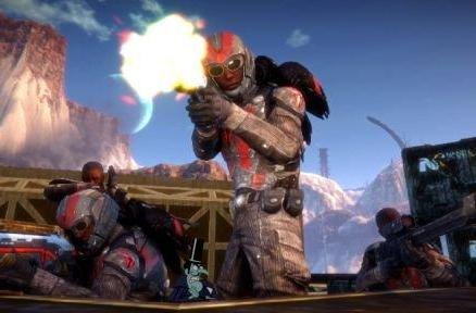 PlanetSide 2 going for big continents, big battles