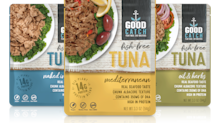 This plant-based seafood brand is backed by General Mills