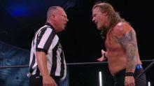 Wrestling-Topstar Jericho wird unangenehm überrascht