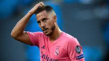 Hazard repite errores y enfada al club