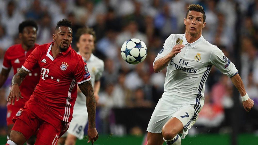Cristiano Ronaldo marca su gol número 100 en Champions