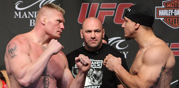 Frank Mir 'Absolutely' Wants UFC Rubber Match with Brock ...