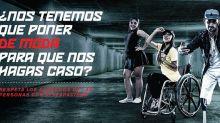 Personas con discapacidad arrasan en FB con este reggaeton