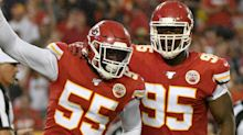Chiefs' Frank Clark Says He, Chris Jones Will Be Best DL Duo in NFL History