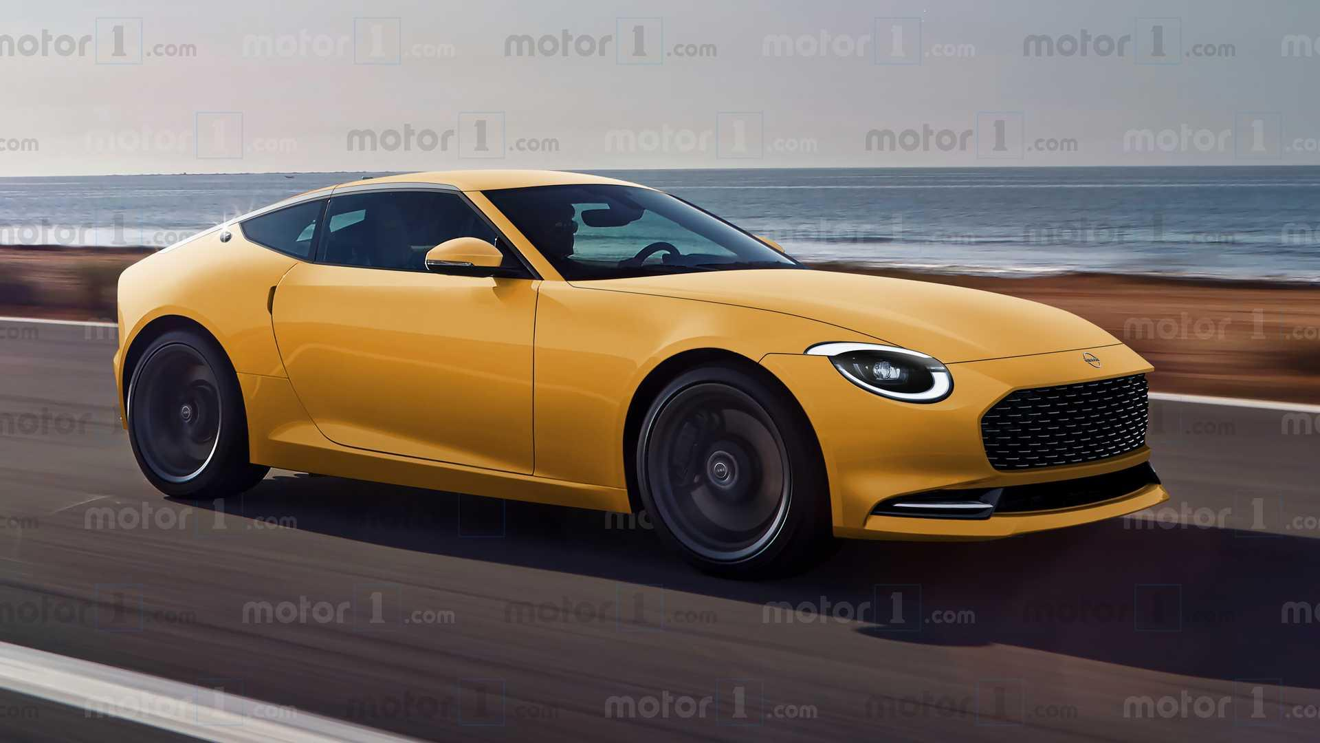 2021 Nissan 400Z: Here's what it could look like