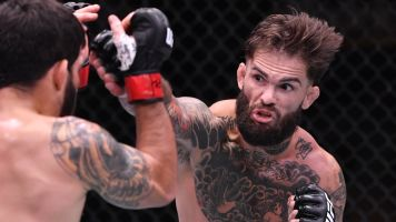 Garbrandt beats buzzer with vicious UFC KO
