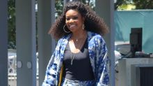 Gabrielle Union nervous as New York & Company line goes on sale